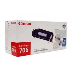 Canon Cartridge 706 [0264B002] Картридж для Canon LaserBase MF6530/ MF6540/ MF6550/ MF6560/ MF6580 (5000 стр.)