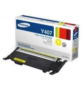 CLT-Y407S Картридж Samsung к цветным принтерам для CLP-320/320N/325 / CLX-3185/3185N/3185FN Yellow (