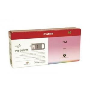 PFI-701PM [0905B005] Чернильница CANON Photo Magenta для IPF-8000/9000 700мл