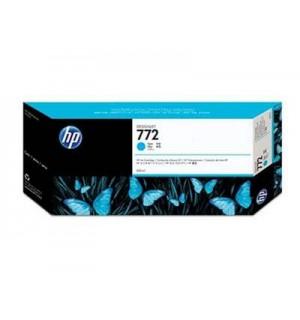 CN636A HP 772 Картридж для HP DJ Z5200, Z5400. Голубой, 300мл