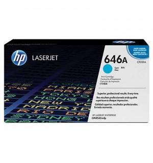 CF031A/ CF031AC HP 646A Картридж голубой для HP LaserJet Pro CLJ CM4540 MFP (12500стр)