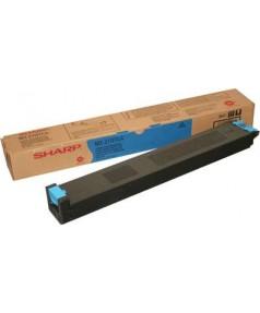 MX-23GTCA Тонер-картридж Sharp MX23GTCA для MX-1810/2010/2310/3111 Cyan Синий