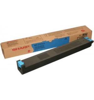 MX27GTCA Тонер-картридж голубой для Sharp MX2300N MX2700N MX3500N MX3501N MX4500N MX4501N (15000 стр