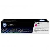 CE313A HP 126A Kартридж пурпурный для HP LJ PRO100/ CP1012/ CP1025/ CP1025NW/ M175/ M275 (1000стр)