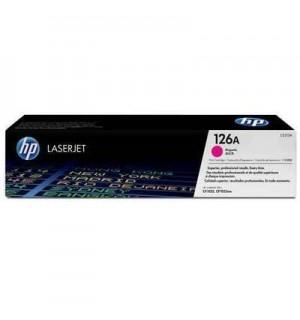 CE313A №126A Kартридж пурпурный для HP LJ PRO100/ CP1012/ CP1025/ CP1025NW/ M175/ M275  (1000стр)