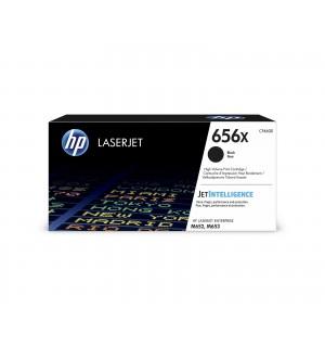 CF460X HP 656X Картридж Черный для HP CLJ M652/M653, повышенного объема (27000 стр)