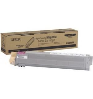 106R01078 Тонер-картридж для Xerox Phaser 7400, красный (18000стр.)