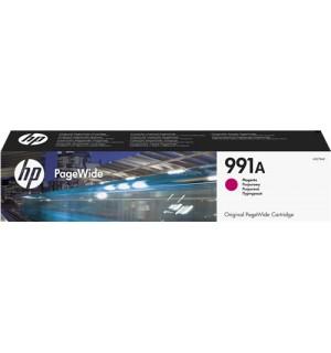 M0J78AE HP 991A Картридж Magenta для HP PageWide Pro 772dn/777z/750dw (8000 стр.)