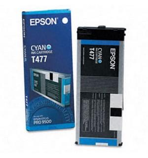 T477011 Картридж для Epson Stylus Pro 9500, Cyan (