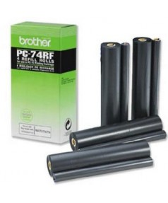 PC-74 RF = PC-72 RF*2 = PC-71 RF*4  Запасные термопленки (4 шт.) к факсам Brother 555/ 630/ 645/ 685/ 690/ 727/ 737/ T-72/ 74/ 76/ 78/ 84/ 86/ 92/ 94/ 96/ 98/ 104/ 106 (144x4 стр.)