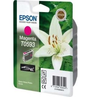 T0593 / T059340 OEM Картридж для Epson Stylus Photo R2400 M (440 стр.)