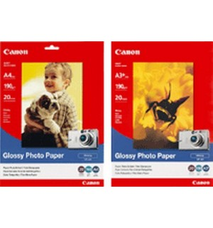GP-301N A4 Бумага Glossy Photo Paper (20 листов, 160 г / м2) глянцевая