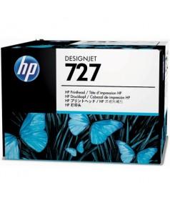 B3P06A Печатающая головка HP 727 для принтеров HP Designjet T1500/ T2500/ T3500/ T920 серии ePrinter
