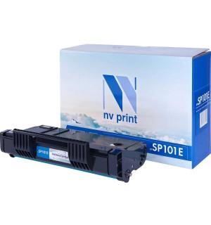 Type-SP101E Совместимый Картридж NV Print для Ricoh Aficio SP100/ SP100SU/ SP100SF (2000стр)