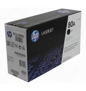 CF280A HP 80A Картридж черный для принтеров HP LJ Pro 400, MFP M425, M401, (2700 стр)