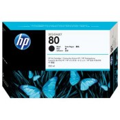 C4871A HP 80 Картридж Black для плоттера...