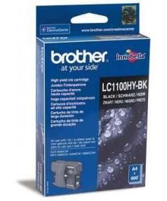 LC-1100 HYBK Картридж для Brother DCP385C, DCP-6690CW (900 стр.) Black