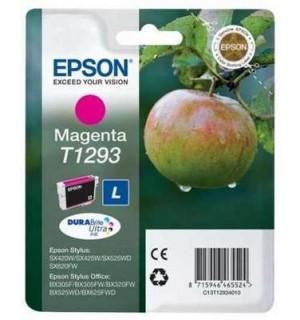 T1293 Картридж magenta для Epson Stylus SX420W/ SX425W/ SX525WD; Office BX305F/ BX320FW/ BX625FWD, B42WD, WF-3520DWF,WF-7525
