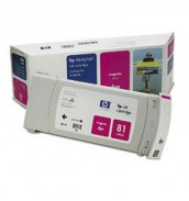 C4932A HP 81 Картридж Magenta для плоттеров HP DesignJet 5000/ 5000ps/ 5500/ 5500ps. (680 ml)