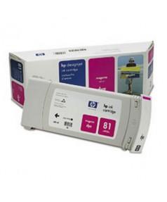 C4932A HP 81 Картридж Magenta для плоттеров HP DesignJet 5000/ 5000ps/ 5500/ 5500ps. (680 ml)