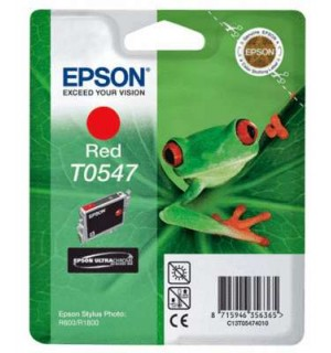 T0547 / T054740 OEM Картридж EPSON Stylus Photo R800/R1800  Red