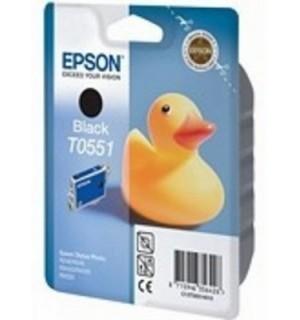 T055140 совместимый картридж для Epson Stylus Photo R240; RX400/ 420/ 425/ 520 Black (290 стр.)