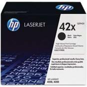 УЦЕНЕННЫЙ черный картридж Q5942X HP 42X...