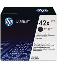 Q5942X / Q5942YC HP 42X Картридж для HP LJ 4240/ 4250/ 4350 Black (20000 стр.)