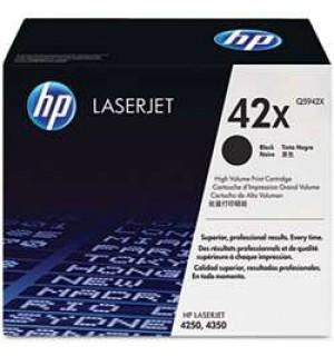 УЦЕНЕННЫЙ черный картридж Q5942X №42X для HP LJ