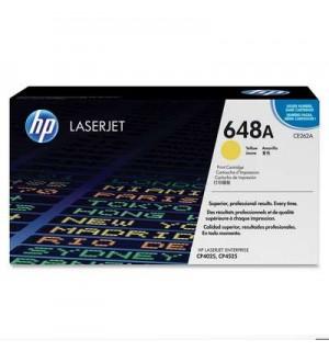 CE262A / CE262AC №648А Желтый картридж HP Color LJ для CP4020/ 4025/ 4025dh/ 4025n/ 4520/ 4525 (11000стр)