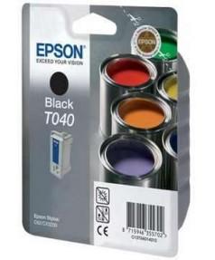 T040 / T040140 Картридж для Epson Stylus C62/ СX3200 Black  (600стр.)