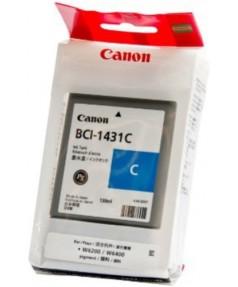 BCI-1431 C [8970A001]  Картридж голубой для Canon W6200/W6400P (130 ml)