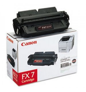 FX-7 [7621A002] Тонер-картридж черный для Canon L2000/ L2000IP