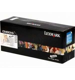 C540X31G Узел создания изображения Lexmark C540, C543, C544, X543, X544 черный 30K