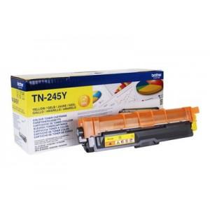 TN-245Y Тонер-картридж Brother для HL3140CW/ 3170СDW/ DCP-9020CDW/ MFC-9140/ 9330CDW/ 9340 желтый (2200стр)