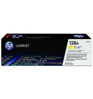 CE322A HP 128A Kартридж жёлтый для HP LJ для PRO CM1415fn; CP1525N/CP1520 /CP1525NW (1300стр)
