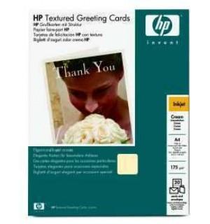 C6829A HP Textured  Greeting Card. Текстурированна