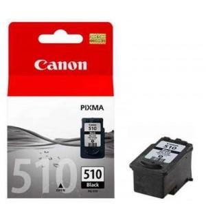 PG-510 [2970B007] Черный картридж  к Canon Pixma MP 230/ 240/ 250/ 252 /260/ 270 /272 /280 /282 / 480/ 490/ 495; MX 320/330/ iP2700/ MX340/ MX350  (9мл. 300 стр.)