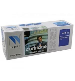 NPG-11 Совместимая Тонер-туба NV Print для Canon NP-6012/ 6112/ 6212/ 6312/ 6512/ 6612