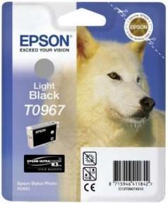 T0967 / T09674010 OEM Картридж EPSON Stylus Photo R2880 Light Black