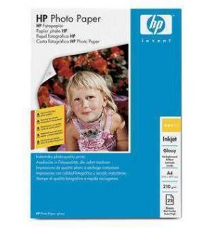 Q5437A HP Glossy Paper, глянцевая бумага, A4, 175/