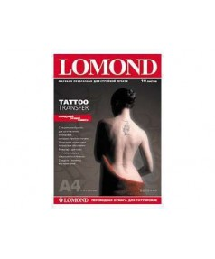 Бумага для временных татуировок (10 листов) [2010440]