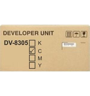 DV-8305C [302LK93024]  Блок проявки голубой для Kyocera TASKalfa 3050/3051/3550/3551ci (600 000 стр.)