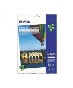 S041332 Бумага Epson Premium Semiglossy Photo Paper, A4, 251 г/ м2, (20 л.)