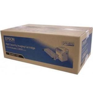 S051127 Тонер-картридж Epson AcuLaser C3800/ C3800N Black (9500стр.)