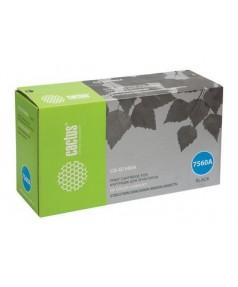 Q7560A совместимый Картридж Cactus CS-Q7560A для HP Color LaserJet 2700/2700n/3000n/3000dn/3000dtn Black (6500 стр.)