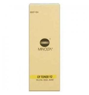 8937124 Тонер-картридж Yellow Konica Minolta для CF9001/ DEVELOP DFC 800