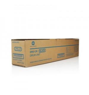 DR-512K [A2XN0RD] Блок барабана (чёрный цвет)  Konica Minolta  bizhub C224,C284,C364,C454,C554