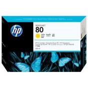 C4848A Картриджи №80 для плоттера HP Des...