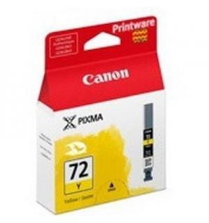 PGI-72 Y [6406B001] Картридж желтый для Canon PIXMA PRO-10